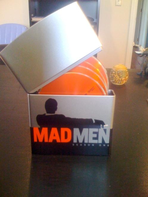 Mad Men Season 1 DVD Set