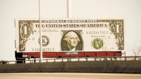 Dollar Bill Posted on December 29, 2008