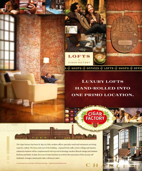 Cigar Factory - Luxury Lofts