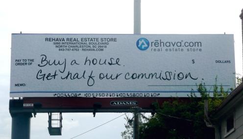 rehava check billboard