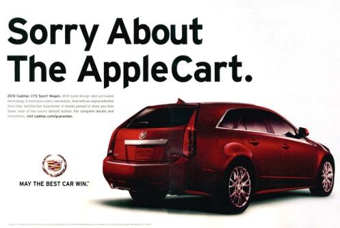 New Cadillac Ad