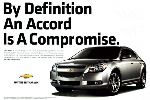 New Chevy Ad