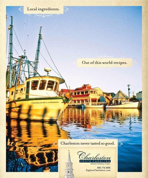Shrimp Boat Ad